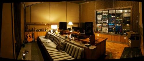 studio g control room