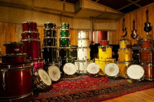 studio g drums