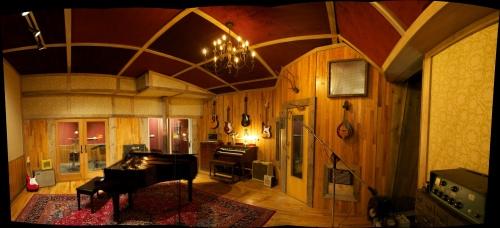 studio g live room
