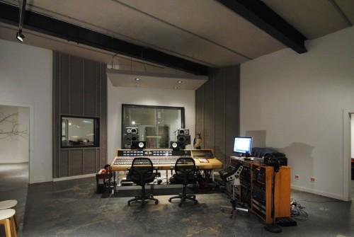 room 17 control room